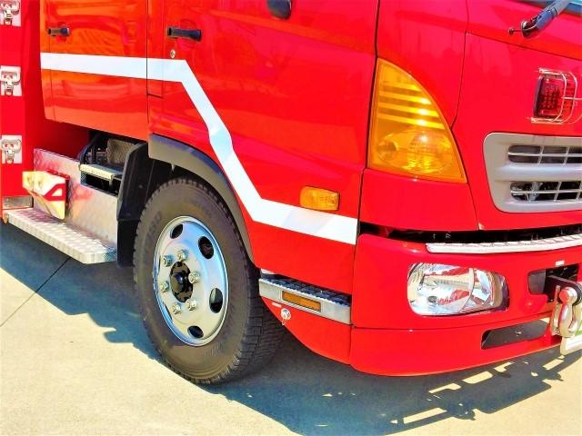 消防車イメージ