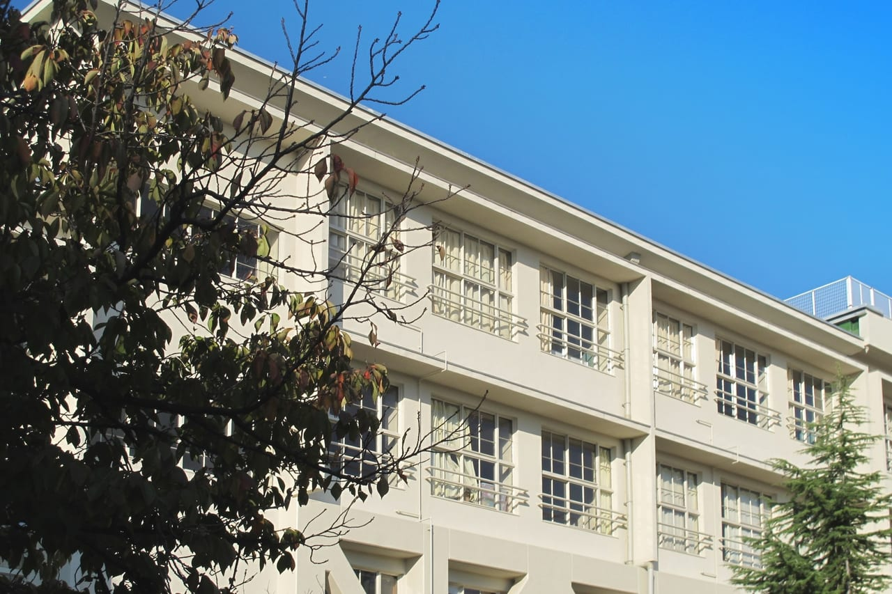 市立 中学校 横浜 中川